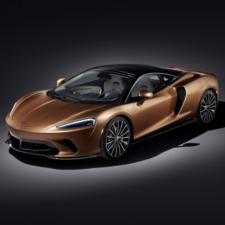 Redefining The Rules Of Grand Touring? McLaren Unveils The McLaren GT
