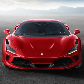 Ferrari F8 Tributo To Make Its First Public Appearance At The Launch Of The Ferrari Challenge UK Series This Weekend