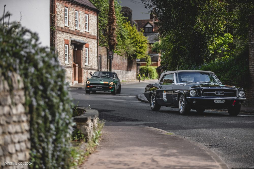 The London to Lisbon HERO Rally Is Quintessential Classic