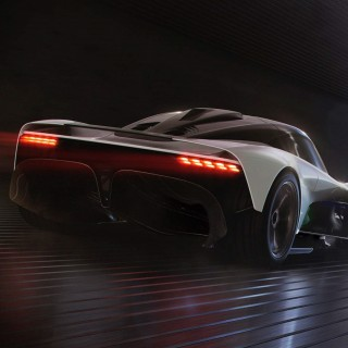 Aston Martin Will Have To Start Getting Selective About Which Customers Get To Own The 1000hp AM-RB 003