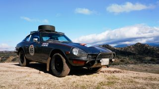 1972 Datsun 240Z: Going Far