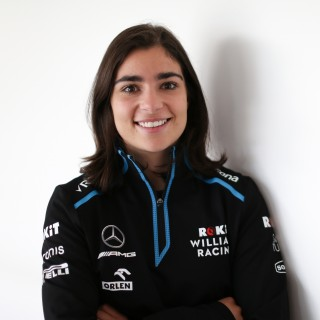 W Series' First Success? Jamie Chadwick Gets Williams F1 Development Driver Role