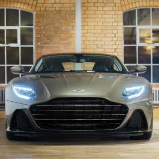 Special Edition DBS Superleggera Created For The 50th Anniversary Of The Bond Film On Her Majesty's Secret Service