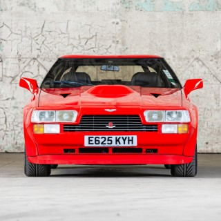 "Ultra-Rare And ""Visceral"" Aston Martin V8 Zagato For Sale In Centenary Year"