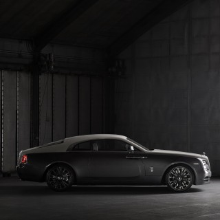 The Rolls-Royce Wraith Eagle VIII Collection Honors Two Pilots Who Made The First Non-Stop Transatlantic Flight