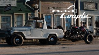 1967 Jeep Commando and 1994 Ducati M900: The Odd Couple