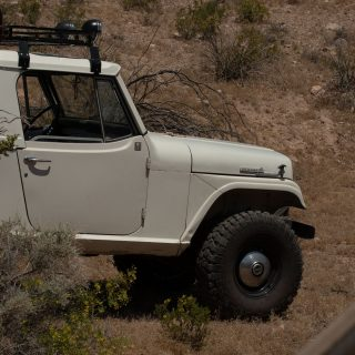 GALLERY: Go Behind The Scenes On Our 1967 Jeep Commando Film Shoot