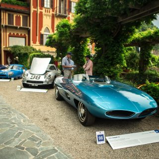 The Concorso d'Eleganza Villa d'Este Is A Gorgeous Glitch Of Reality