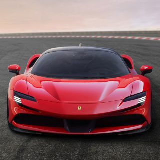 Ferrari Pushes Further Into Electric Tech With The New SF90 Stradale Hypercar