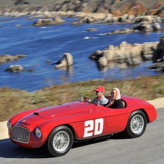 The Concours Of Elegance Will Celebrate The Iconic Ferrari 166MM With A Display Of Four Exceptional Examples