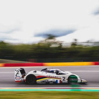 The Peugeot 905 Evolved Into A Two-Time Le Mans Winner Before It Helped Kill Group C Racing