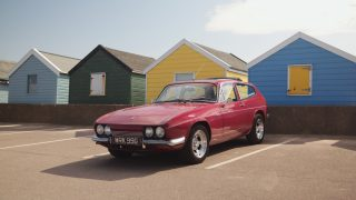 1969 Reliant Scimitar: The Reliant
