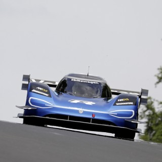 Volkswagen ID.R Sets A Scintillatingly Quick EV Lap Record On The Nürburgring