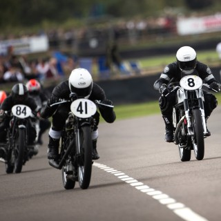 Isle Of Man TT Race Winners And Legends To Race At Goodwood Revival In September