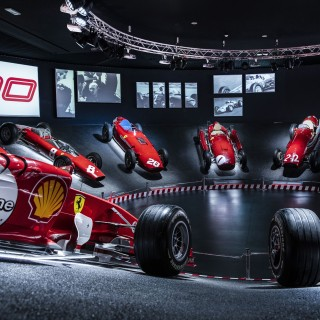 Ferrari Museum Celebrates 90 Years In Motorsport With Special Exhibition Of Racing Cars From F1 And Beyond