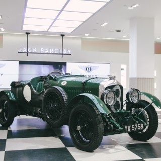 World's Oldest Bentley Dealership Hosts Free James Bond Exhibition In London Featuring The First Two Bond Cars