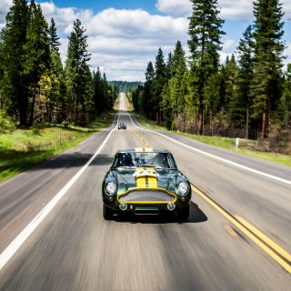 Fiat Topolinos And Cal Spyders Cruise The Golden State's Sweetest Roads On The California Mille