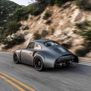 The Emory 356 RSR May Well Be The Most Extreme Outlaw Porsche Ever Created. Polarized Opinions Are Guaranteed