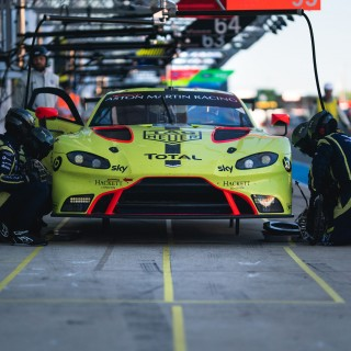 Aston Martin Racing Targets Class Win At Le Mans In Honor Of The 60th Anniversary Of Its Iconic Victory At The Circuit
