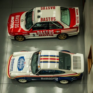 More Than A Peek: Here's What I Found Inside Prodrive's Headquarters And Heritage Collection