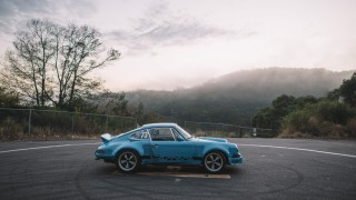 Wake Up To The Music Of A 3.8-Liter Porsche 911 RSR Homage