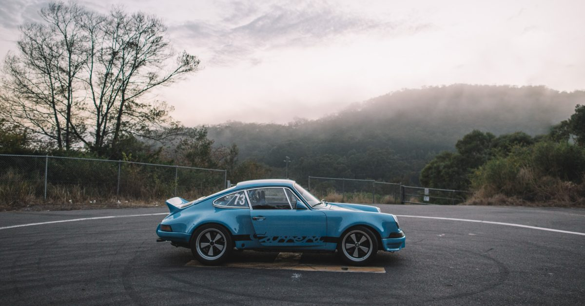 1970 Porsche 911 RSR Tribute: Pure And Simple