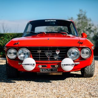 How The Fulvia Coupé 1.6 HF Helped Chart The Course For Decades Of Lancia World Rally Supremacy