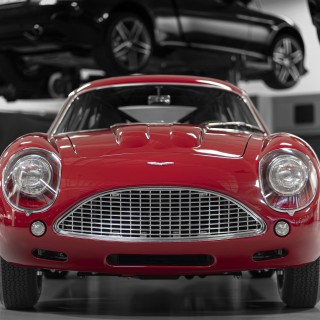 The Very First DB4 GT Zagato Continuation Is Set To Debut At Le Mans This Weekend