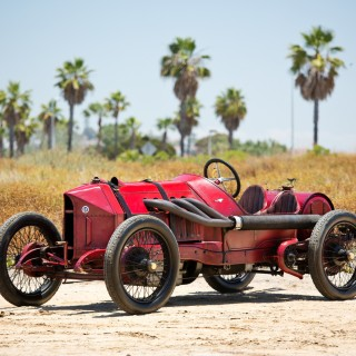 Early 20th Century Indianapolis 500 And Mille Miglia Cars To Star At 2019 Pebble Beach Sale