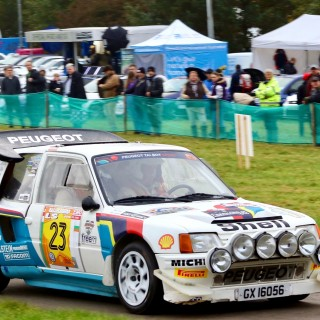 Spectacular Group B Rally Machines To Be Unleashed At Silverstone Classic