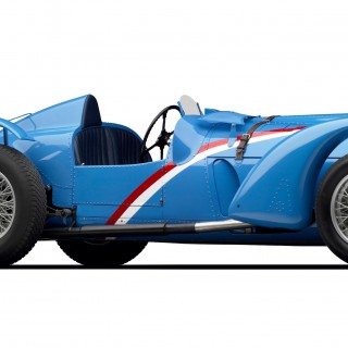 The 'Million-Franc' Delahaye That Took On Mercedes, Auto Union And Alfa Is To Lead This Year's Salon Privé Concours