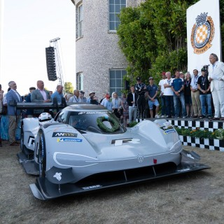 All-Time Goodwood Hill Climb Record Could Go As Volkswagen ID.R Returns To Festival Of Speed
