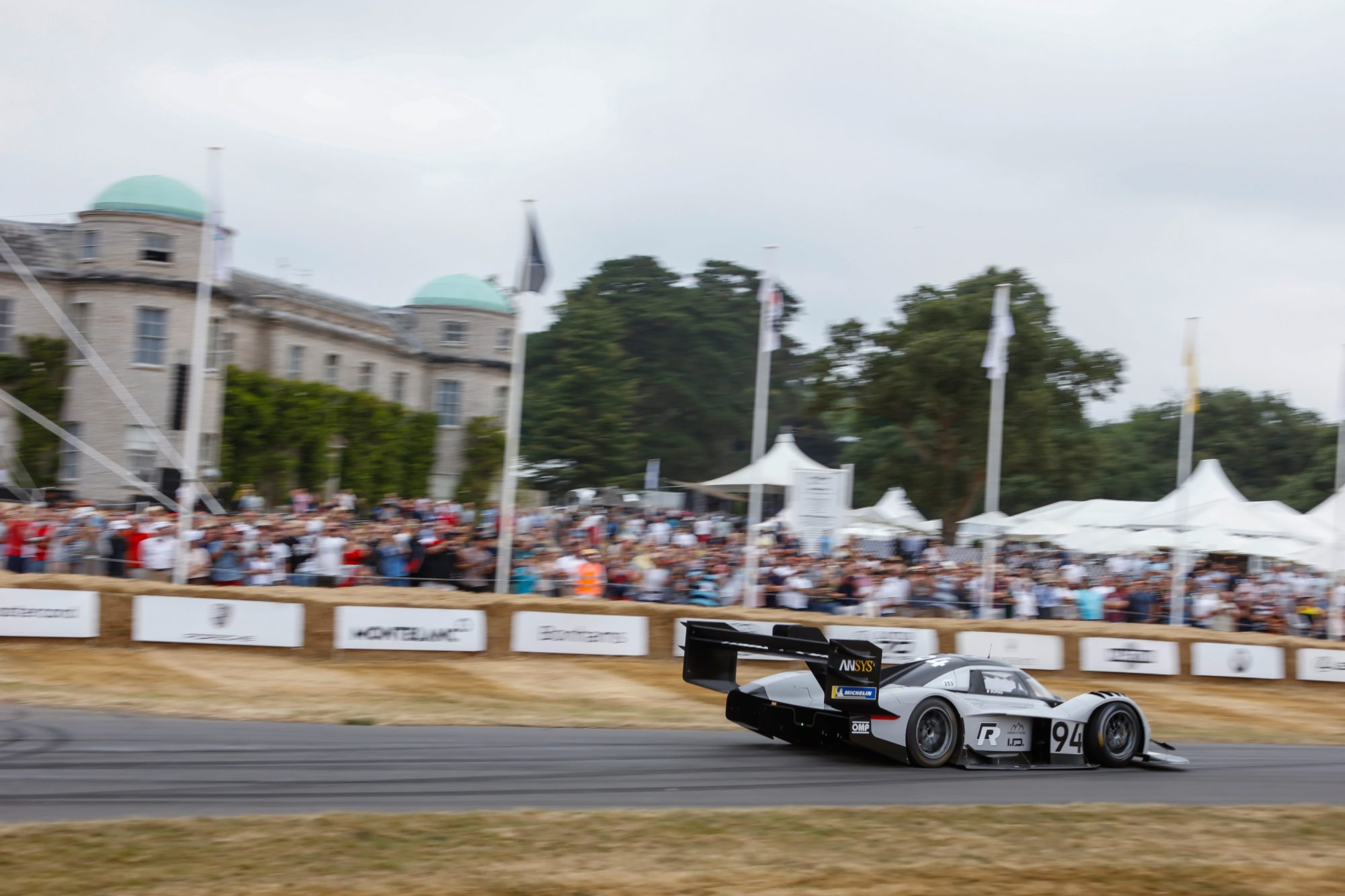 All-Time Goodwood Hill Climb Record Could Go As Volkswagen ID.R Returns To Festival Of Speed • Petrolicious