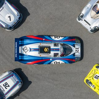 Crubilé Sport Is The French Center For All Things Porsche 917, And More
