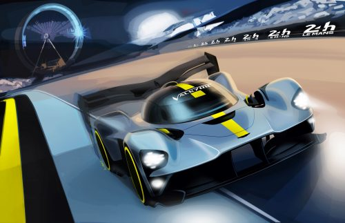 Aston Martin And Toyota Hypercars Set To Challenge For Outright Victory At Le Mans In 2021 Petrolicious