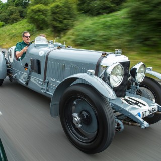 "The ""Best"" Bentleys That Made The Legend Coming To Hampton Court Concours Of Elegance To Mark Centenary"