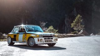 Renault 5 Turbo: Tour de Corse