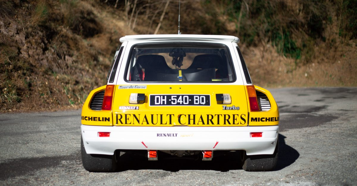 Gallery Go Behind The Scenes On Our Renault 5 Turbo Tour De Corse Film Shoot Petrolicious