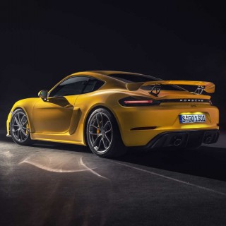 Porsche Finally Releases The 718 GT4 And Spyder Variants: These Road Racers Are Aimed Straight At The Purists