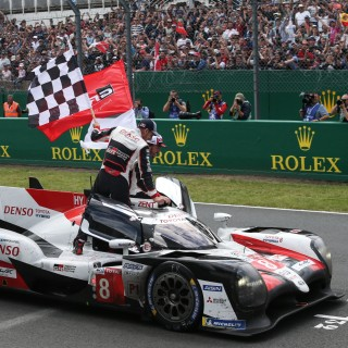 Toyota Takes Bittersweet Le Mans 24 Hour Victory, With Alonso, Nakajima And Buemi Sealing The Race And Championship