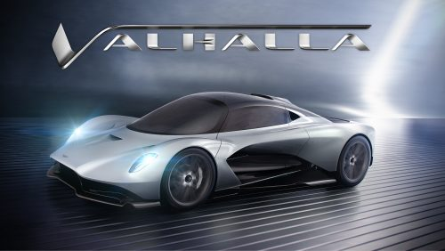 Am Rb 003 Concept Car Continues Norse Mythology Theme And Will Be Named Aston Martin Valhalla Petrolicious