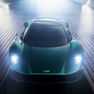 AM-RB 003 Concept Car Continues Norse Mythology Theme And Will Be Named Aston Martin Valhalla