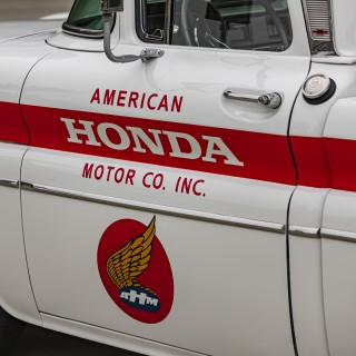 Honda Celebrates Its 60th Anniversary In The US By Restoring A Chevy Truck