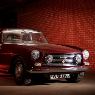 This Rare Bristol 411 Series 2 Is A Beautiful British Ex-Pat Enjoying A Second Life In Southern California