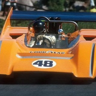 "Two-Time F1 Champion Mika Häkkinen To Drive 1970 McLaren Can-Am ""Batmobile"" At Monterey Motorsports Reunion"