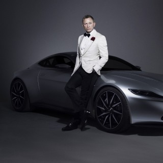 007 To Drive Three Aston Martins Including the Valhalla For The 25th Installment Of The Bond Franchise