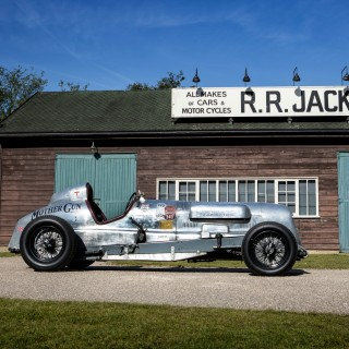 Famous Le Mans-Winning Record-Breaking First 4½-Liter Bentley Leads Bonhams Goodwood Festival Of Speed Sale