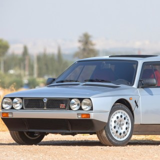 Amazing Line-Up Of Rare Group B Rally Cars Heads To Gooding And Company's Pebble Beach Auctions This August