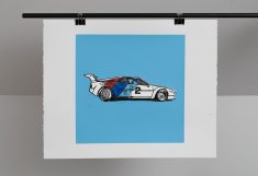 BMW M1 Cup Car (Blue)