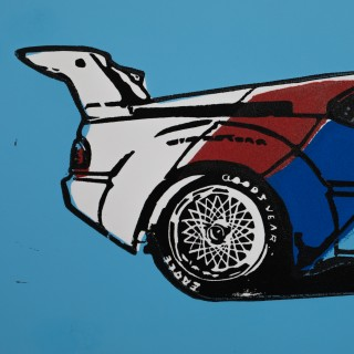 From M1 Procar To McLaren M15: New Handmade Prints From Stephen Landau Have Landed In The Petrolicious Shop